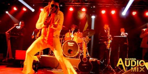 Tributo a Elvis Presley: Uma Lenda, Um Mito | Sesc Gravataí