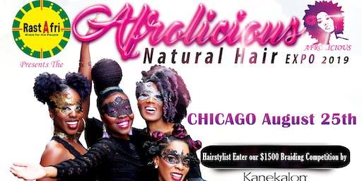 Afrolicious Hair Expo Vendors Chicago