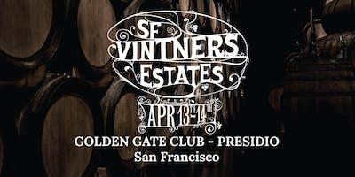 San Francisco Vintners Estates Winery Registration Fall 2019 @ Presidio