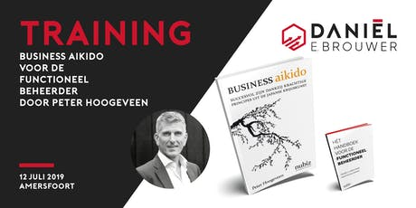 Training - Business Aikido voor de functioneel beheerder tickets