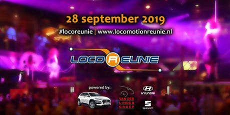 Locomotion Reunie 1983-2011 (2019 editie) tickets