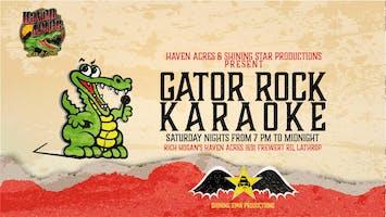 Gator Rock Karaoke