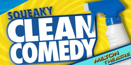 Clean Stand-Up Comedy Show tickets