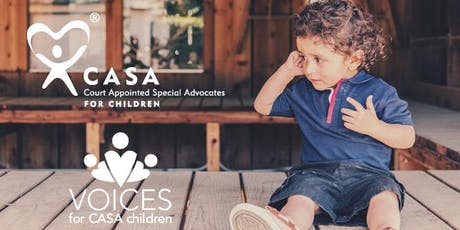 Lunch in September: Learn About Becoming a CASA Volunteer tickets