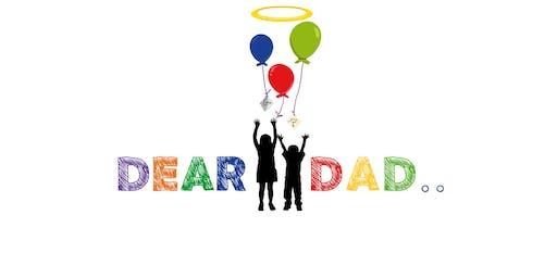 Dear Dad Balloon Release