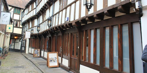 Shrewsbury's Historic Inns ....A walk with a brief history of the Inns