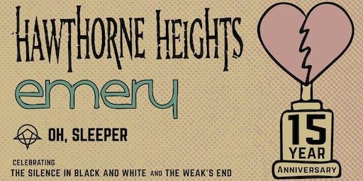 Hawthorne Heights + Emery