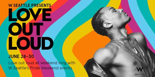Love Out Loud with W all Weekend
