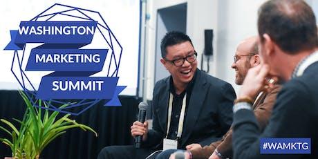 Washington Marketing Summit tickets