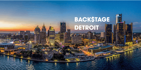 Backstage Detroit  Cohort Celebration & Networking tickets