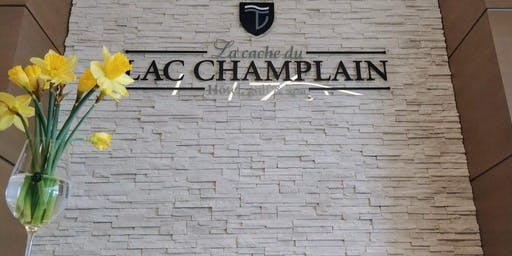 Retraite La cache du Lac Champlain