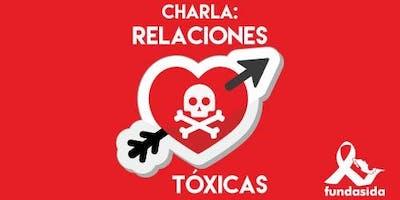 Charla Relaciones Toxicas