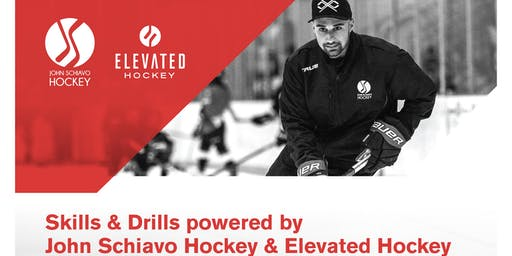 Summer Skills & Drills Powered by John Schiavo Hockey & Elevated Hockey