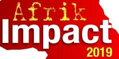 AFRIK IMPACT 2019  tickets