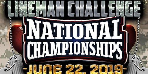 Lineman Challenge National Championship (american football)