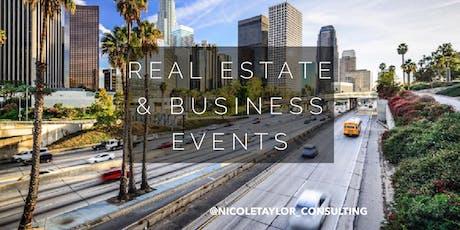San Jose, CA Real Estate & Business Event  tickets