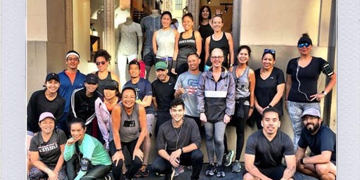 Concrete Runners Thursday Night Flight 9/5: Lululemon Grant Ave