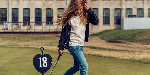 Sunday Golf Lessons for Kids