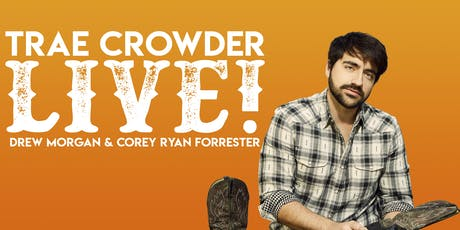 Trae Crowder Live tickets