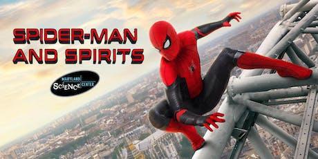 Spider-Man and Spirits tickets
