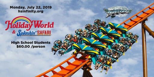 hs infinity Holiday World 2019