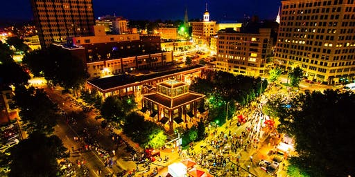 3rd International Placemaking Week - Chattanooga, Tennessee