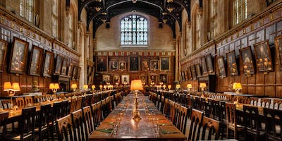 A Magical Harry Potter Dinner at Christchurch College Oxford