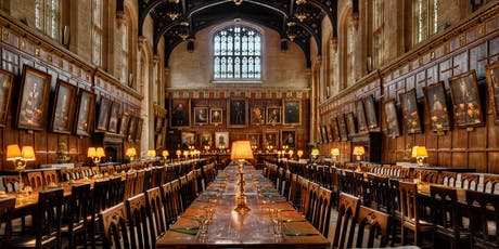 A 'Harry Potter' Dinner at Christ Church College Oxford  tickets