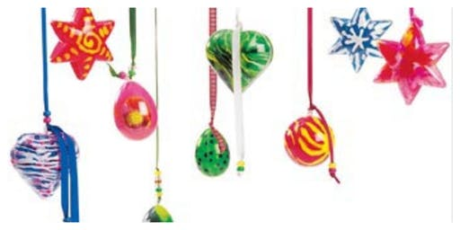 Ornament Making Party (5-12 Years)