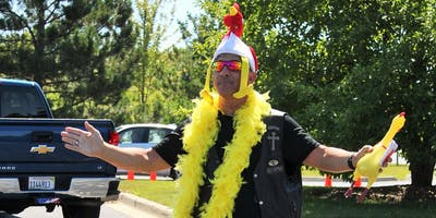 Deadeye's Chicken Run
