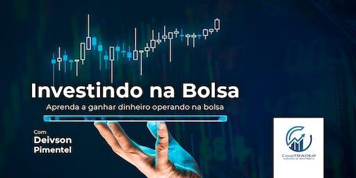 Palestra e Aulão Gratuito - Investindo na Bolsa de Valores