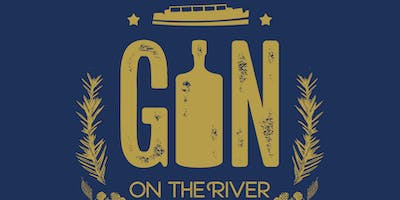 Gin on the River LONDON - 27th July 5pm - 8pm