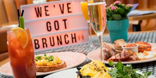 Bottomless Brunch on Sundays