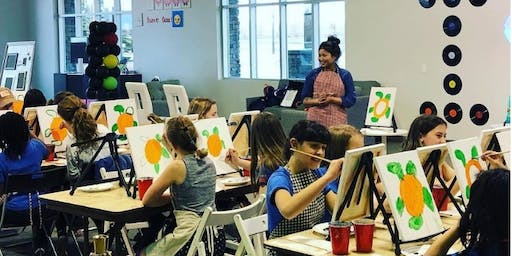 Group Painting - Girl Guides / Sport Team etc / Social Group