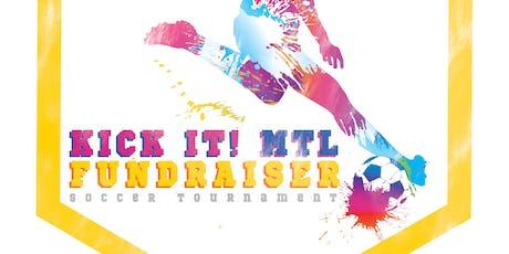 Kick it! Mtl tickets