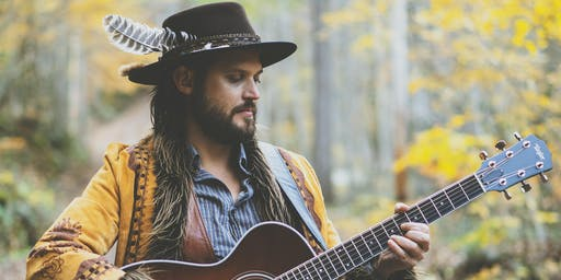 Chance McCoy (Of Old Crow Medicine Show) at The Burl