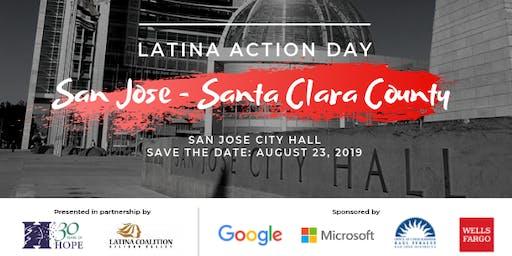 Latina Action Day of San Jose/Santa Clara County