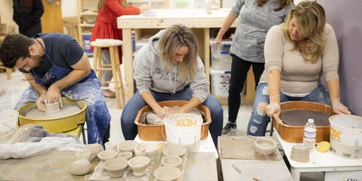 One time Pottery Wheel Workshop (Dates for JUNE)