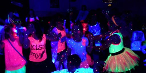 GTFC NCS NEON PARTY 2019