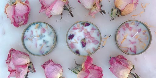 DIY Candle Pouring Workshop