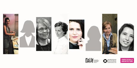 Building on the Past: Pioneer Romanian Women in Architecture tickets