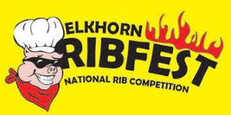 Combined Ride to the Elkhorn Ribfest tickets