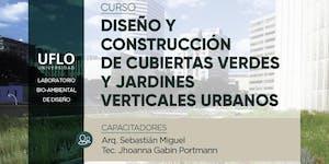 Curso: Diseño y construcción de cubiertas verdes y...