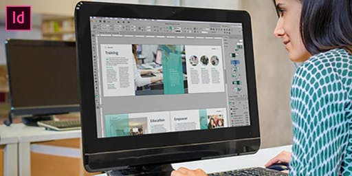 Cambridge - Adobe InDesign for Beginners Course - 21 June 2019