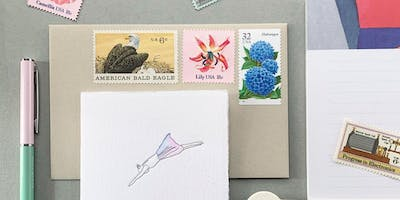 S.F. Correspondence Society | Letter Writing Social #6