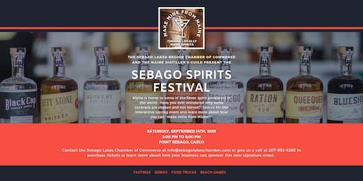 Sebago Spirits Festival