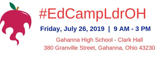 Edcamp Leader Ohio 2019