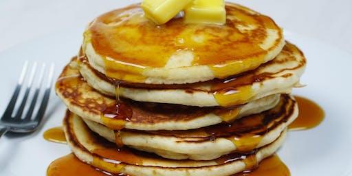 Educational Arts Society Second Annual Pancake Prayer Breakfast
