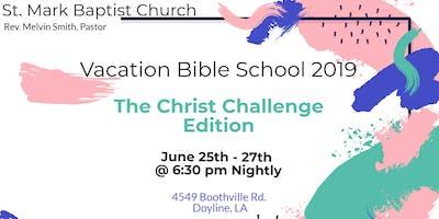 St. Mark B.C. Vacation Bible School