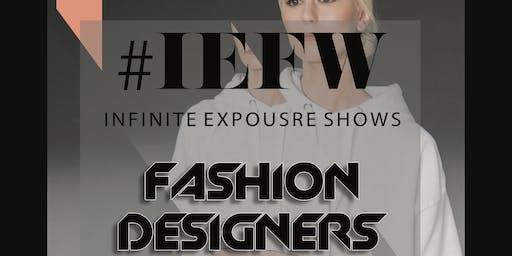 New York Fashion Week IEFW Designers